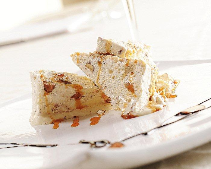Torrone Semifreddo Recipes — Dishmaps